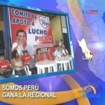 Luis Picón va ganando en Huánuco, mientras Alberto Navarro triunfa en Ica (video)