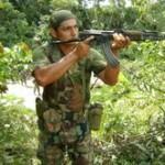 Efectivos de la Policía Nacional capturaron al camarada Rivelino en el Alto Huallaga