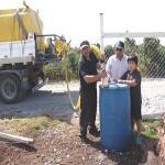 Periodistas rurales debaten sobre situación del agua en el país