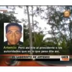 """Más pruebas de vínculos entre """"Artemio"""" y algunos dirigentes cocaleros (video)"""