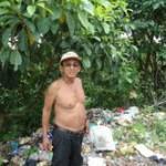 Pobladores de Boquerón se quejan por contaminación de basura y aguas servidas