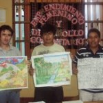 "Premian a ganadores del concurso de pintura, ""Movilízate, crea empresa"""