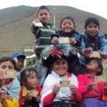 75 mil niños ya tienen su DNI en la región Huánuco