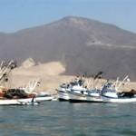Embarcación incautada en operación antidrogas apareció hundida en Chimbote