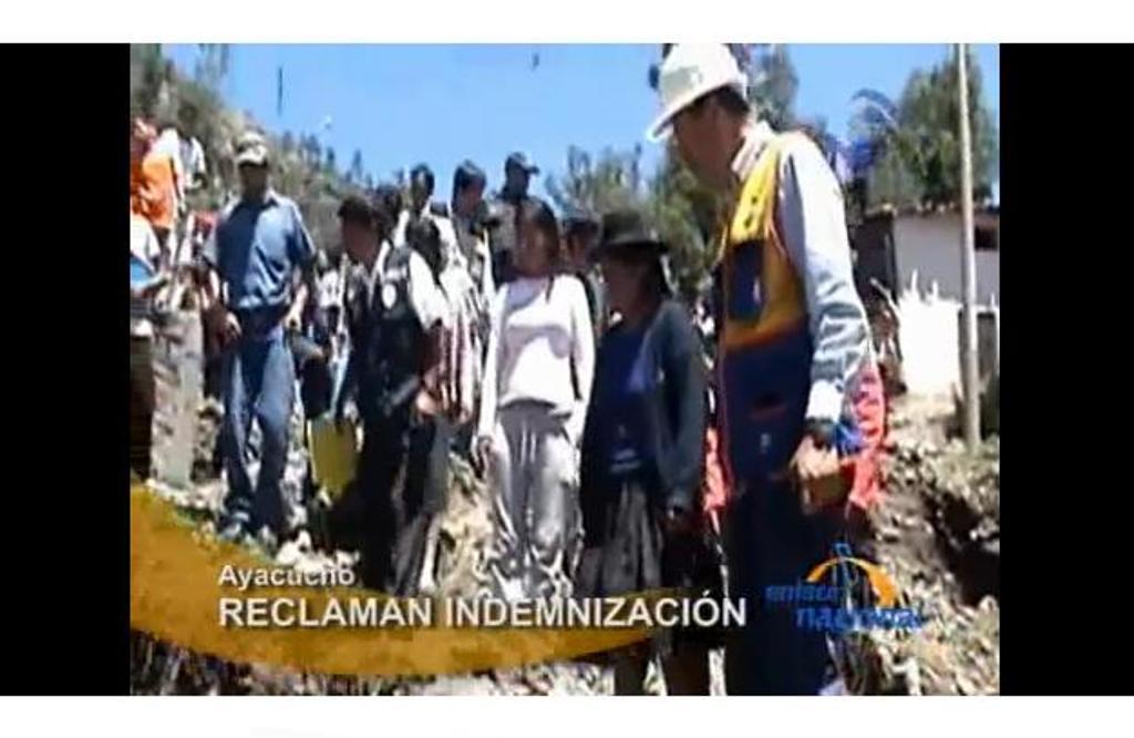 Familiares de víctimas de alud en Ayacucho denuncian falta de previsión (video)