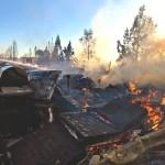 Incendios forestales arrasan con 5.642 hectáreas en Chile