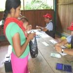 9,500 hogares pobres de Amazonas recibieron incentivo económico de JUNTOS