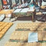 Bolivia, Brasil y Perú coordinarán nuevas acciones de lucha conjunta contra el narcotráfico