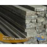 Incautan tablares de madera ilegal en Kimbiri – Cusco (video)