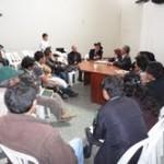 Se instaló Mesa de Diálogo de los Pueblos Andinos de Ayacucho