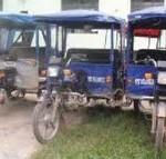 Policía recuperó tres motocar robadas en Curimaná, Ucayali
