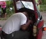 Asesinan a mototaxista de un balazo en la nuca en Tingo María