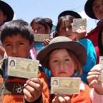 Julio será el mes de los derechos al nombre e identidad