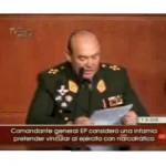 General Paul Da Silva responde cable de Wikileaks (video)
