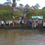 Calentamiento global preocupa a indígenas de Río Santiago