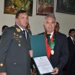 Novena DIRTERPOL Ayacucho reconoció a autoridades políticas y judiciales