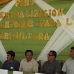 Organizan foro sobre nuevo enfoque de la agricultura en Tocache - INFOREGION
