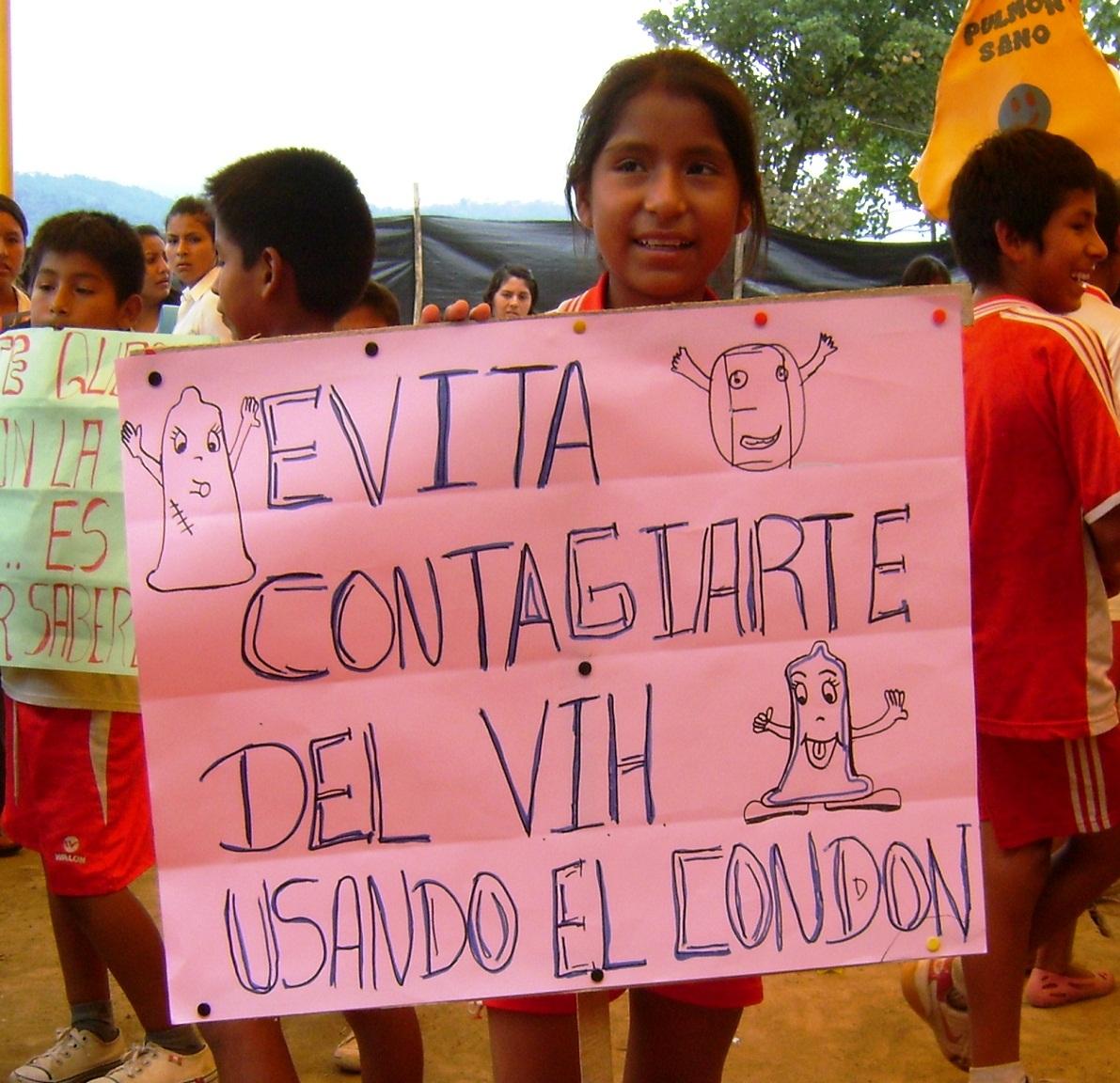 social indio oral sin condón