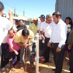 Amplían redes de agua potable en Tambopata