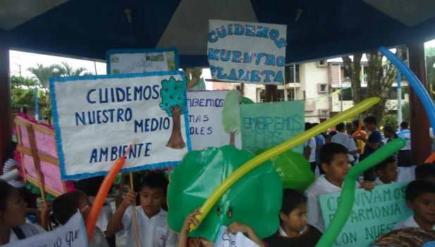 de Aguaytía celebran el Día Mundial del Medio Ambiente | Inforegion