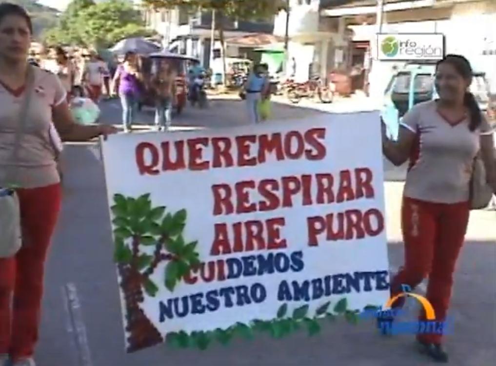 celebraron el Día Mundial del Medio Ambiente (video) | Inforegion