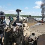 Fiscalía Ambiental continúa interdicción de minería ilegal en Madre de Dios