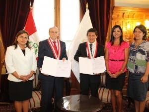 Congreso y Ministerio Público actuarán juntos para combatir trata de personas