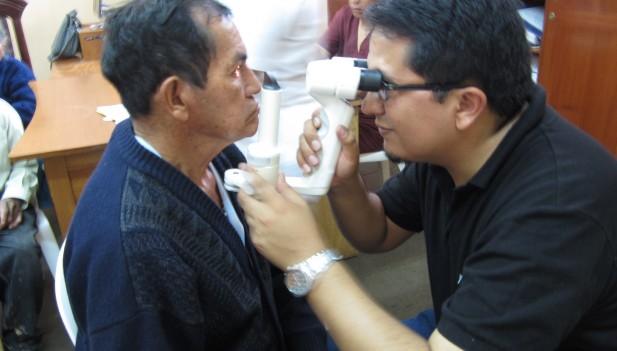 Resultado de imagen para campaña contra la ceguera