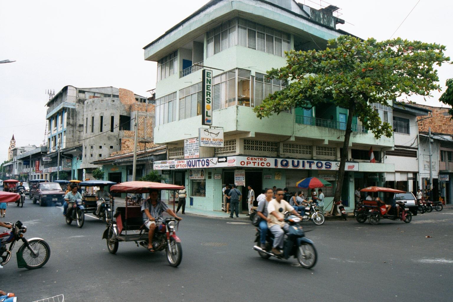 Iquitos Peru  City new picture : El tranvía para Iquitos minimizará la contaminación sonora y ...