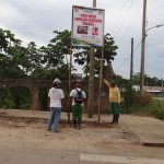 Retiran contenedores de basura de dos avenidas de Puerto Maldonado