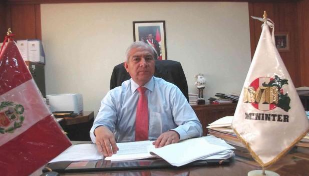 Wilfredo pedraza caso kiteni lo ve el ministerio de for Declaraciones del ministro del interior