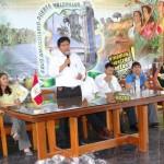 Presentan programa de actividades por aniversario de Puerto Maldonado
