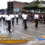 Leoncio Prado cumplió 57 años de creación política