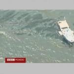 Surge nube tóxica mil metros bajo el mar, tras derrame en Golfo de México (video)