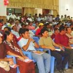 Promueven participación directa de pobladores del VRAE en ejecución de sus obras