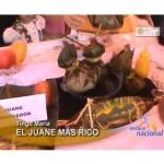 Continúan las celebraciones por la fiesta de San Juan en Tingo María (video)