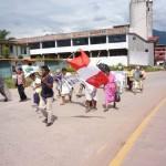 Escasa concurrencia a movilización en Tingo María convocada en apoyo a los nativos amazónicos