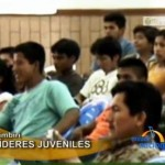 CEDRO capacitó a líderes juveniles en el VRAE