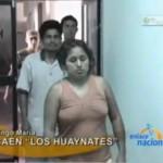 Capturaron a tres narcotraficantes con 27 kilos de PBC en Leoncio Prado