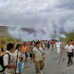Nativos iniciarán huelga indefinida el 11 de junio y en Yurimaguas mantienen vía bloqueada