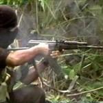 Efectivos policiales incautan 112 cartuchos para fusil AKM en encomienda de verduras