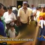 Sendero Luminoso asesinó a un hombre y una mujer embarazada en Aucayacu