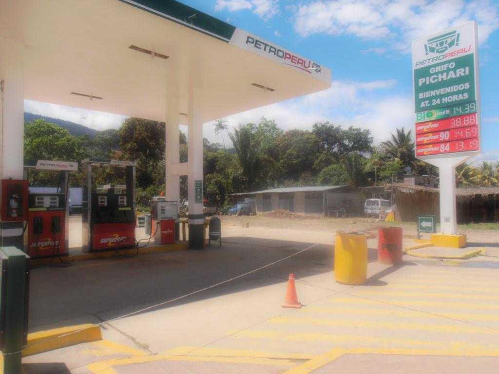 El crecimiento del precio de 92 gasolina