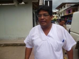 Cambian a director de la Red de Salud Aguaytía – San Alejandro
