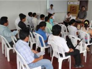 Exponen sobre mecanismos para diseñar estrategias de desarrollo en Satipo
