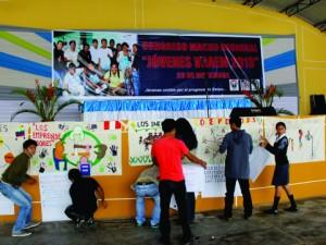Congreso Macro Regional de Jóvenes Vraem 2013 se realizó en Satipo