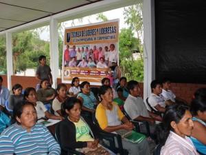 Cooperativas de Satipo participan en escuela de líderes