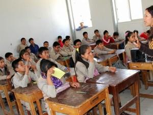 Garantizarán buen año escolar en Ayacucho