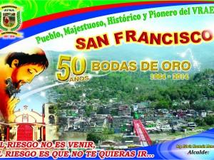 San Francisco inicia festejos por su 50 Aniversario