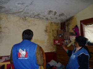 Advierten deficiencias en aldea infantil San Nicolás de Pasco